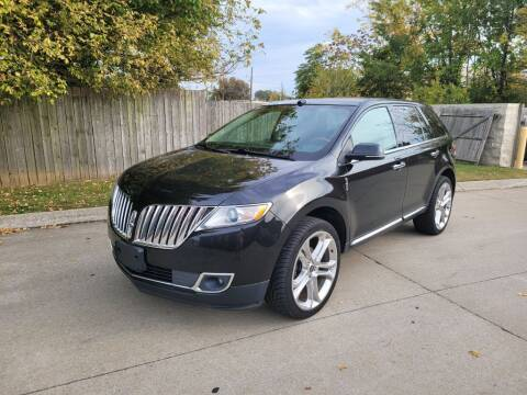 2014 Lincoln MKX for sale at Harold Cummings Auto Sales in Henderson KY