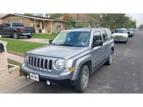 2016 Jeep Patriot for sale at STANLEY FORD ANDREWS in Andrews TX