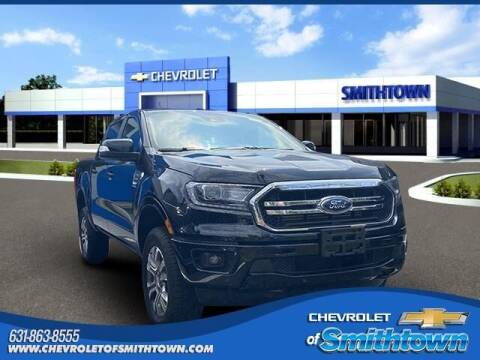 2019 Ford Ranger for sale at CHEVROLET OF SMITHTOWN in Saint James NY