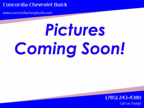 2011 Chevrolet Silverado 1500 for sale at Concordia Chevrolet Buick in Concordia KS