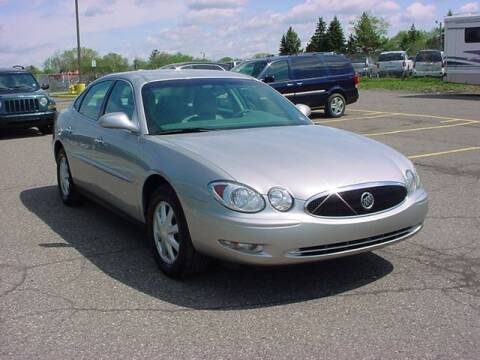 2006 Buick LaCrosse for sale at VOA Auto Sales in Pontiac MI