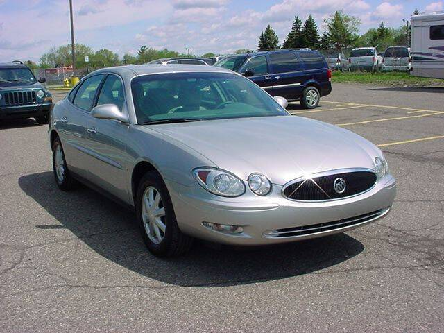 2006 Buick LaCrosse for sale at VOA Auto Sales in Pontiac MI