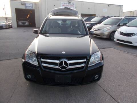 2010 Mercedes-Benz GLK for sale at ACH AutoHaus in Dallas TX