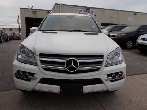 2010 Mercedes-Benz GL-Class for sale at ACH AutoHaus in Dallas TX
