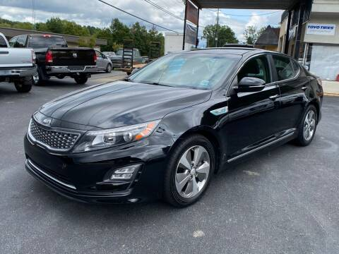 2014 Kia Optima Hybrid for sale at Luxury Auto Innovations in Flowery Branch GA