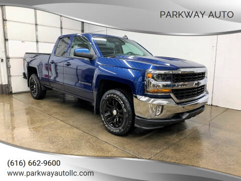 2017 Chevrolet Silverado 1500 for sale at PARKWAY AUTO in Hudsonville MI
