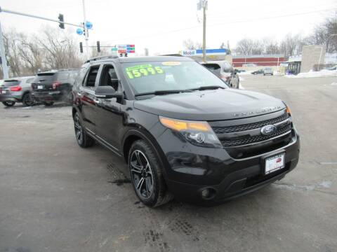 2014 Ford Explorer for sale at Auto Land Inc in Crest Hill IL