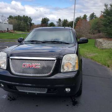 2007 GMC Yukon for sale at Stellar Motor Group in Hudson NH