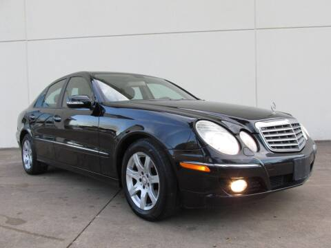 2007 Mercedes-Benz E-Class for sale at QUALITY MOTORCARS in Richmond TX
