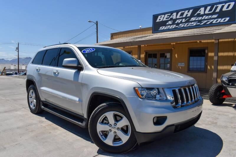 2012 Jeep Grand Cherokee for sale at Beach Auto and RV Sales in Lake Havasu City AZ