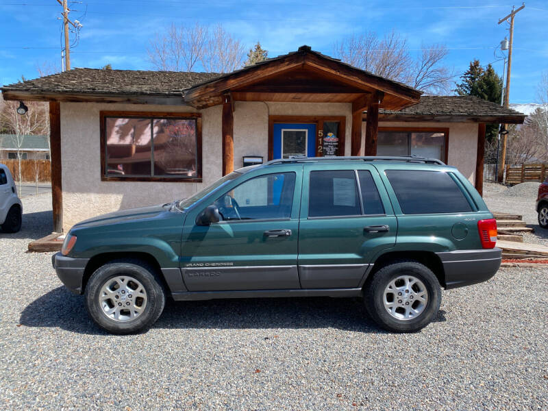 2000 Jeep Grand Cherokee for sale at Sawtooth Auto Sales in Hailey ID