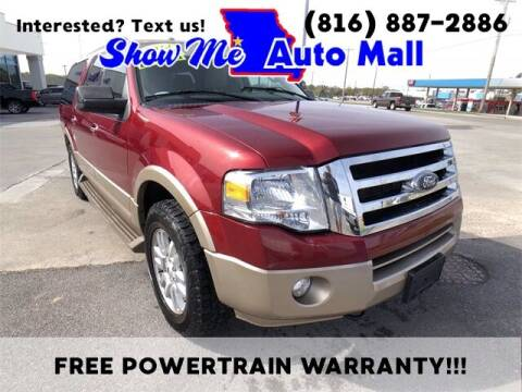 2014 Ford Expedition EL for sale at Show Me Auto Mall in Harrisonville MO