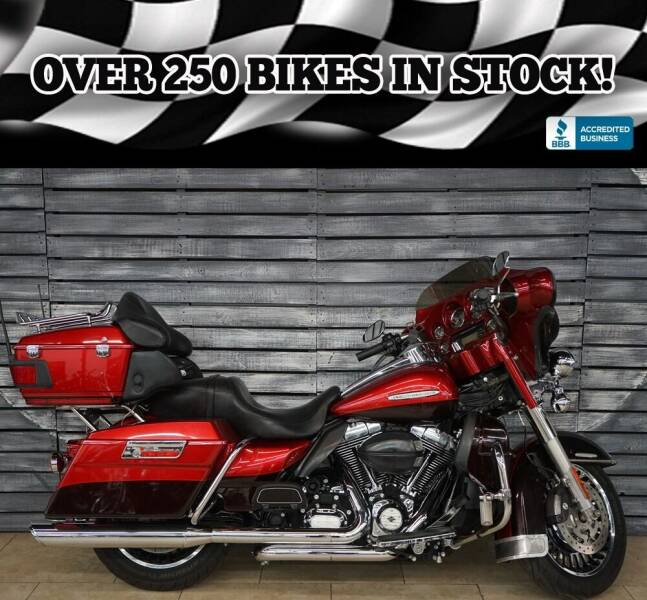 2012 Harley-Davidson Electra Glide for sale at AZautorv.com in Mesa AZ