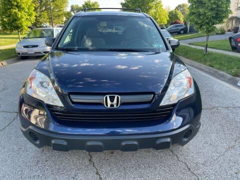 2009 Honda CR-V for sale at Via Roma Auto Sales in Columbus OH