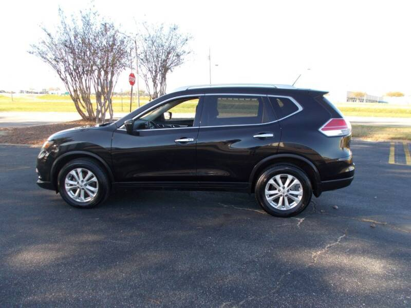 2016 Nissan Rogue for sale at A & P Automotive in Montgomery AL