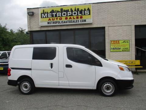 2016 Chevrolet City Express Cargo for sale at Metropolis Auto Sales in Pelham NH