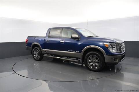 2018 Nissan Titan for sale at Tim Short Auto Mall in Corbin KY