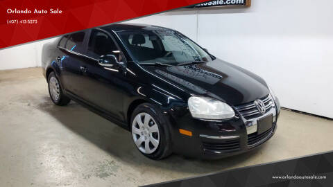 2008 Volkswagen Jetta for sale at Orlando Auto Sale in Orlando FL