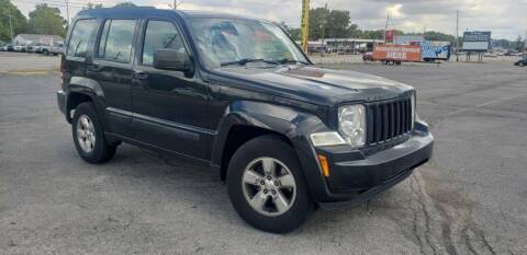2012 Jeep Liberty for sale at speedy auto sales in Indianapolis IN