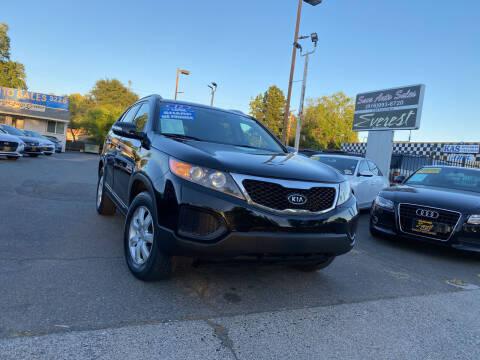 2012 Kia Sorento for sale at Save Auto Sales in Sacramento CA