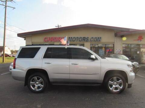 2016 Chevrolet Tahoe for sale at Cardinal Motors in Fairfield OH