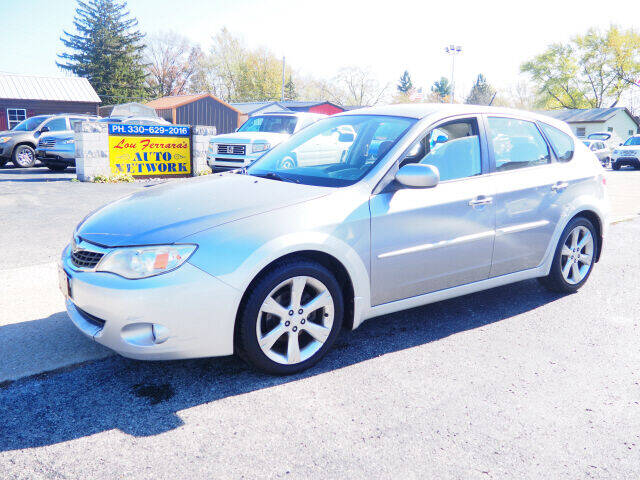 2009 Subaru Impreza for sale at Lou Ferraras Auto Network in Youngstown OH