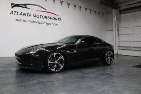 2015 Jaguar F-TYPE for sale at Atlanta Motorsports in Roswell GA