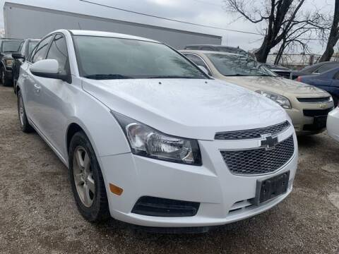 2014 Chevrolet Cruze for sale at The Kar Store in Arlington TX