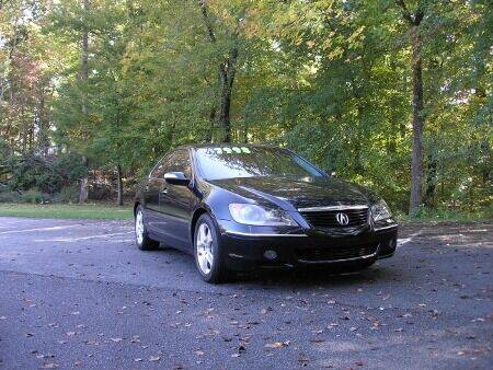 2007 Acura RL for sale at RICH AUTOMOTIVE Inc in High Point NC