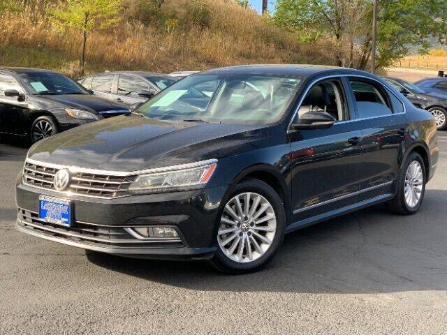 2016 Volkswagen Passat for sale at Lakeside Auto Brokers Inc. in Colorado Springs CO