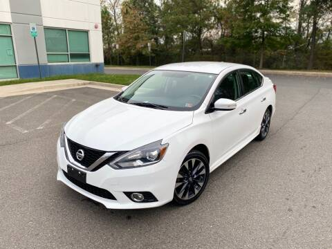 2016 Nissan Sentra for sale at Super Bee Auto in Chantilly VA