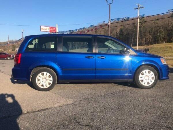 2013 Dodge Grand Caravan for sale at BARD'S AUTO SALES in Needmore PA