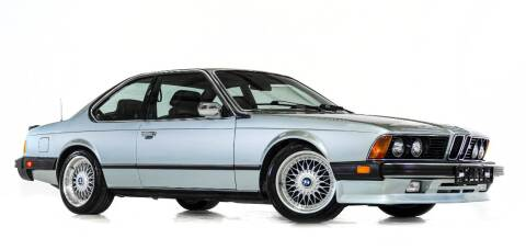 1983 BMW 6 Series for sale at TX Auto Group in Houston TX