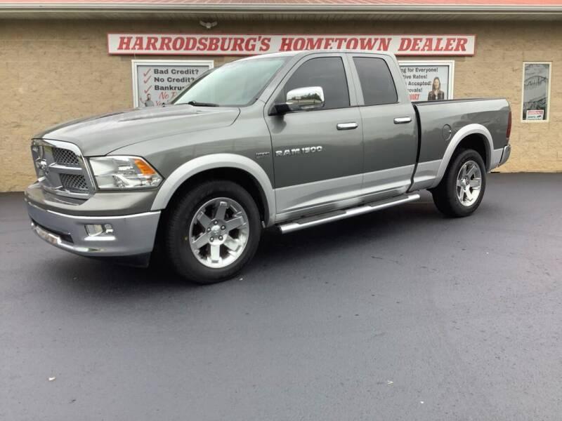2012 RAM Ram Pickup 1500 for sale at Auto Martt, LLC in Harrodsburg KY