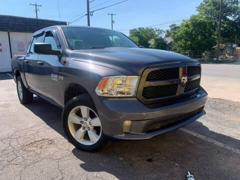 2015 RAM Ram Pickup 1500 for sale at Progressive Auto Plex in San Antonio TX