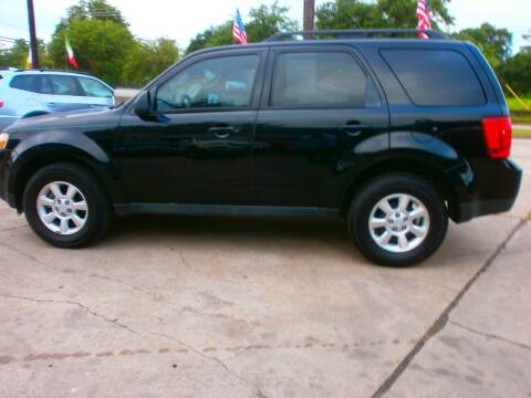 2010 Mazda Tribute for sale at Under Priced Auto Sales in Houston TX