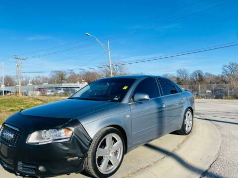 2006 Audi A4 for sale at Xtreme Auto Mart LLC in Kansas City MO