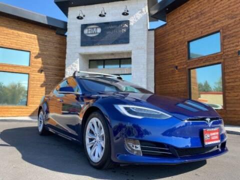 2017 Tesla Model S for sale at Hamilton Motors in Lehi UT