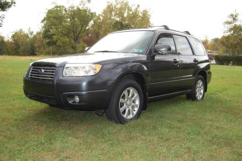 2008 Subaru Forester for sale at New Hope Auto Sales in New Hope PA