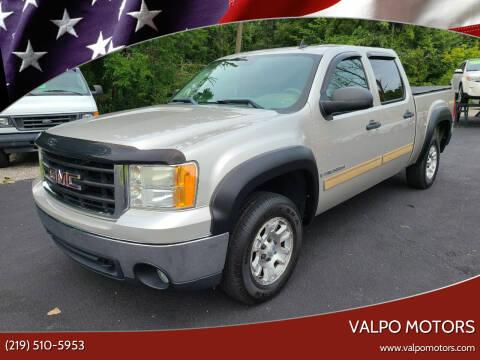 2007 GMC Sierra 1500 for sale at Valpo Motors in Valparaiso IN