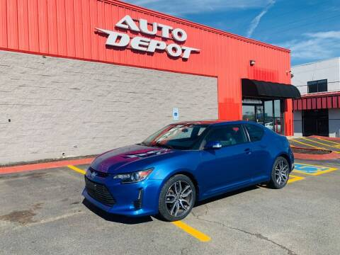 2015 Scion tC for sale at Auto Depot - Madison in Madison TN