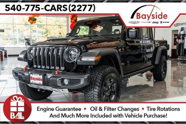 2021 Jeep Gladiator for sale in King George, VA