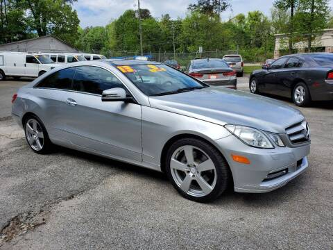 2013 Mercedes-Benz E-Class for sale at Import Plus Auto Sales in Norcross GA