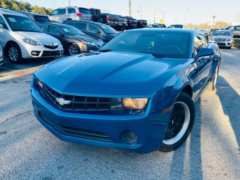 2010 Chevrolet Camaro for sale at Philip Motors Inc in Snellville GA