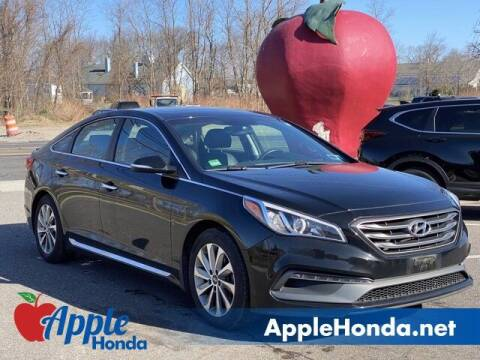 2017 Hyundai Sonata for sale at APPLE HONDA in Riverhead NY