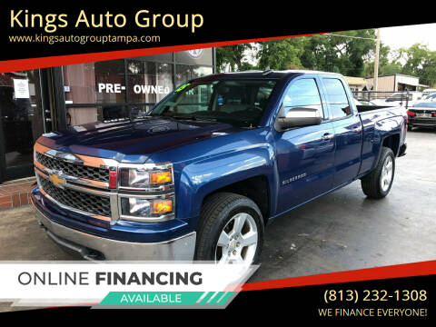 2015 Chevrolet Silverado 1500 for sale at Kings Auto Group in Tampa FL