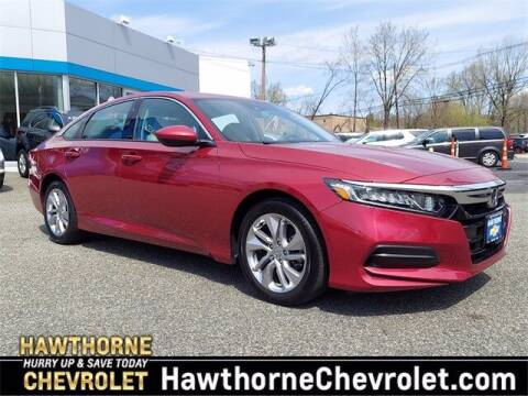 2019 Honda Accord for sale at Hawthorne Chevrolet in Hawthorne NJ