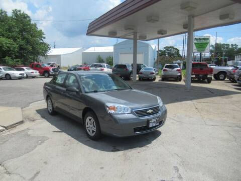 2007 Chevrolet Malibu for sale at Perfection Auto Detailing & Wheels in Bloomington IL