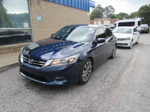 2014 Honda Accord for sale at 1st Choice Autos in Smyrna GA