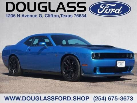 2016 Dodge Challenger for sale at Douglass Automotive Group - Douglas Ford in Clifton TX